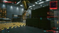 head into the garage and use Short Circuit to deal major damage to the Mech