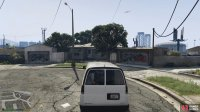 Drive to Grove Street for the meeting