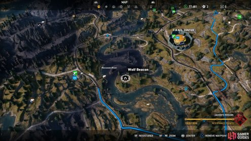 The Mooseknuckle Run Far Cry 5 Gamer Guides