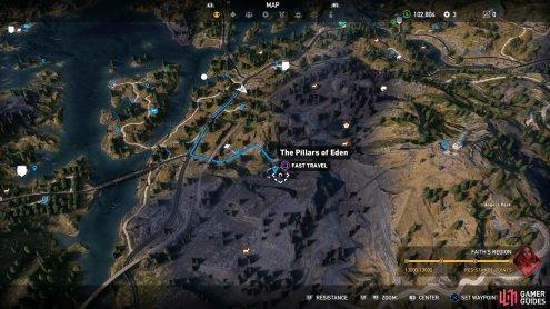 False Idols Far Cry 5 Gamer Guides