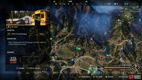 Us Auto Far Cry 5 Gamer Guides