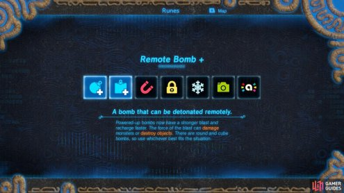 Remote Bomb+ is probably the best and most highly recommended upgrade out of all of them
