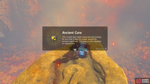 The Ancient Core is valuable and worth the detour