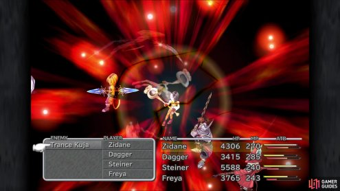 Kuja's spells only hitting a single character can help a lot
