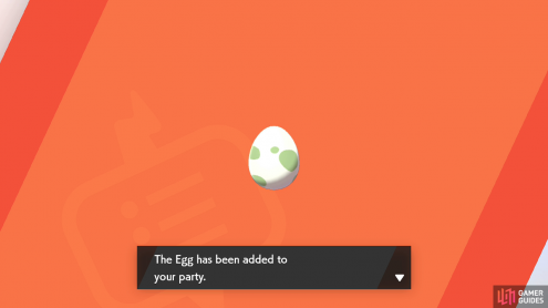 By default, eggs will be sent to your party. Otherwise, they'll go in your boxes.