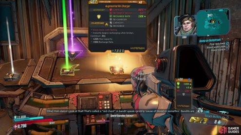 Borderlands 3 negative guardian rank