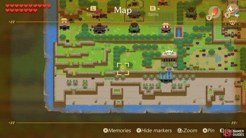 The Legend Of Zelda Link S Awakening Gamer Guides