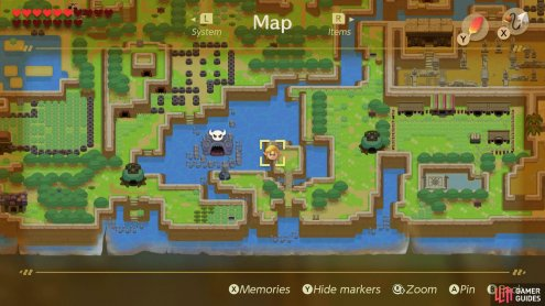 The Legend Of Zelda Link S Awakening Gamer Guides