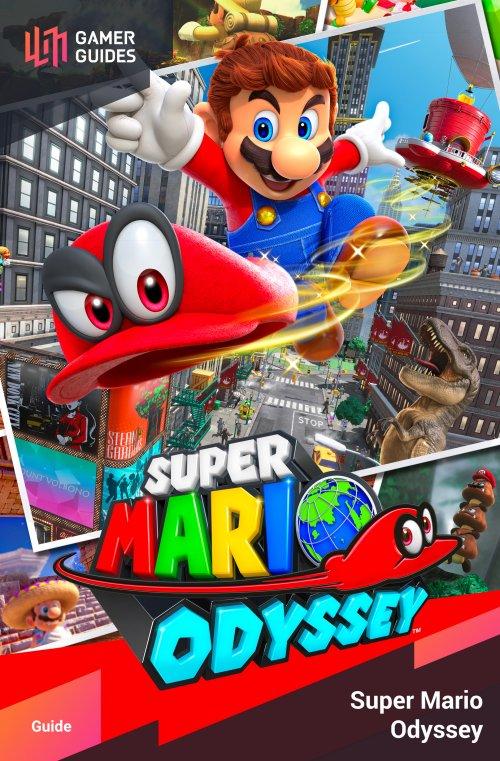 Super Mario Odyssey Gamer Guides
