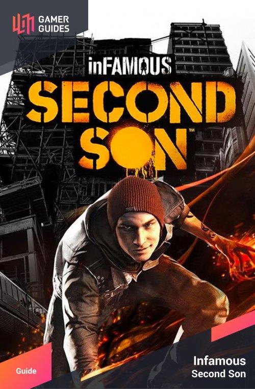inFamous: Second Son Paper Trail Mission Part 6 Walkthrough ... | 761x500