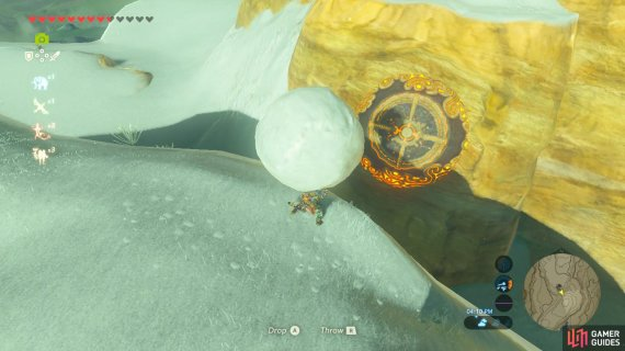 Secret Of The Snowy Peaks Shrine Quests Quests The Legend Of Zelda Breath Of The Wild Gamer Guides Your sheikah sensor will help, but a lot of the shrines will remain elusive. secret of the snowy peaks shrine