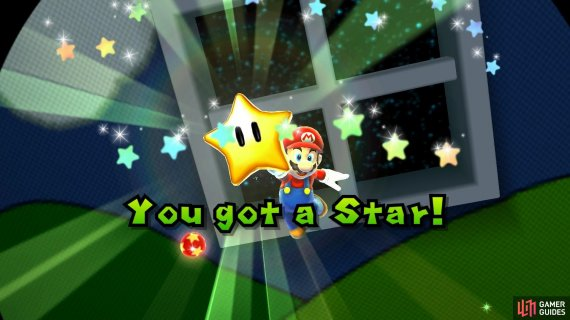 do this three times to earn a Star!
