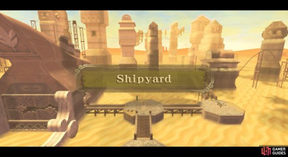 The Shipyard probably isn't what you expect…