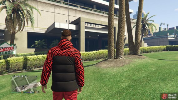 Head to Rockford Hills to take a look around