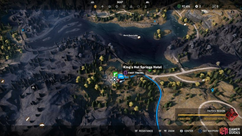 The Judge Bear Far Cry 5 Gamer Guides