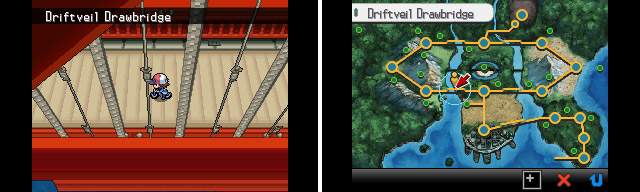 Drifveil Drawbridge