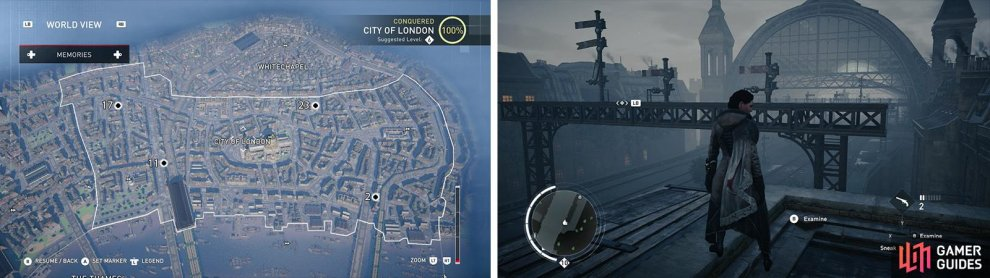 Secrets Of London Assassin S Creed Syndicate Gamer Guides