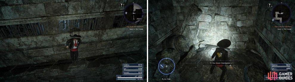 Crestholm Channels Chapter 15 End Of The Road Final Fantasy Xv Gamer Guides