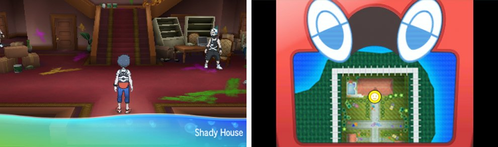 Team Skull in on red alert after receiving word of a child infiltrating their HQ.