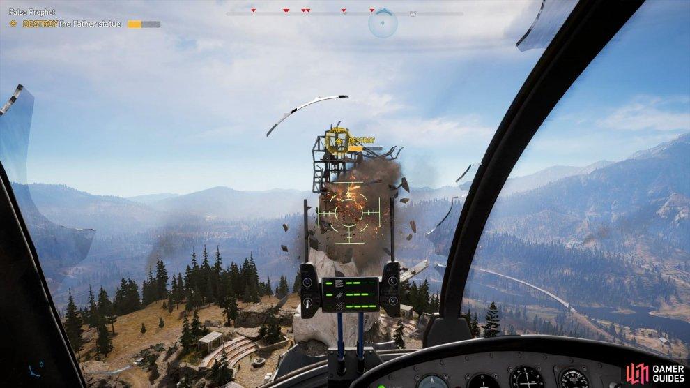 False Prophet Far Cry 5 Gamer Guides