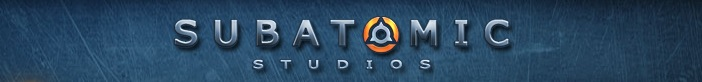 Subatomic Studios is an independent developer based in Cambridge, Massachusetts in the United States.