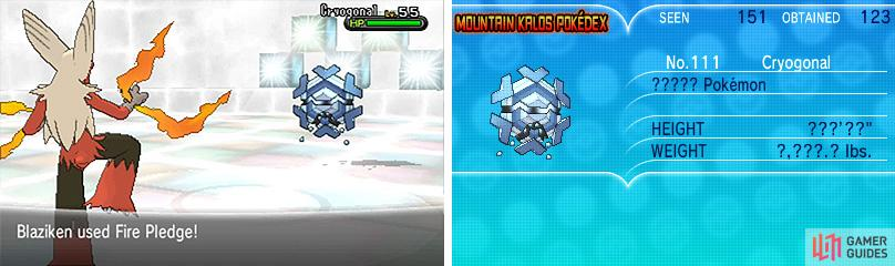 Cryogonal is one of the few pure Ice-types (and quite rare too).