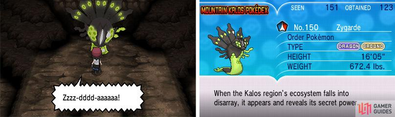 Zygarde is weak to Ice, Dragon and Fairy moves, so avoid using those.