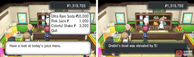 Ultra Rare Soda is fairly pricey, but a 5 Level boost is very tempting all the same.