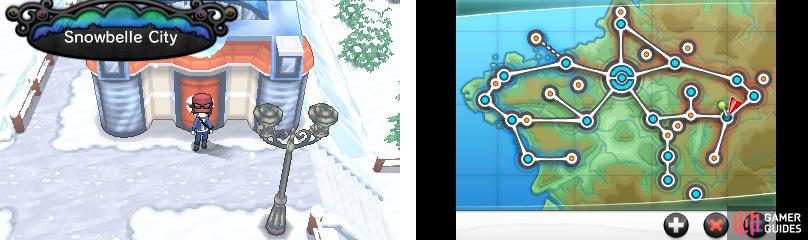 Are your legs tired? You've walked to every town in Kalos now (in the story)!