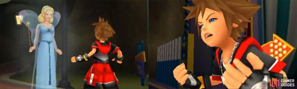 Hmm… It's not like Sora hasn't heard of crazier things.