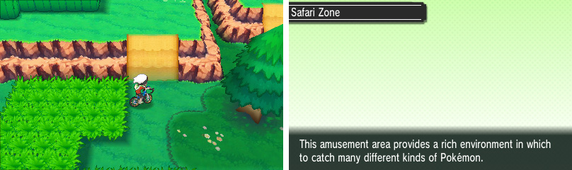 Safari Zone Pokemon Omega Ruby Alpha Sapphire Gamer Guides