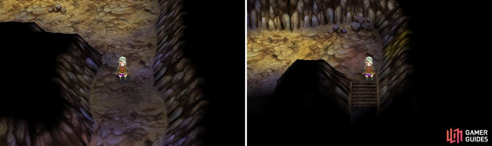 That finishes up this area of Sealed Cave!