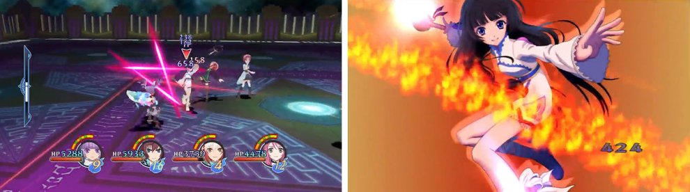 Avoid getting stuck in Amber's long, devastating, combos and try to avoid getting hit with her Starlight Mystic Arte.