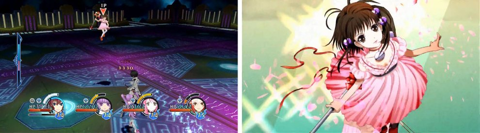Guarding Reala's long combos is the only way to survive this battle, so be careful whenever she is not stunlocked, and then avoid her Mystic Arte that will destroy your party.
